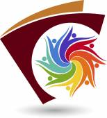 Peoples logo — Stock Vector