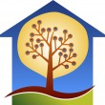 Home circuit tree logo — Stock Vector #52871525