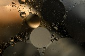 Eau et huile — Photo
