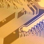 Circuit board digital highways — Stock Photo #74771319