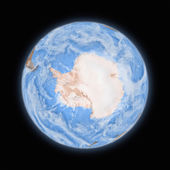 Antarctica on planet Earth — Foto Stock