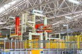 産業工場 — ストック写真