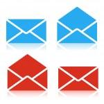 Envelope — Stock Vector #55625019