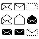 Envelope Icon — Stock Vector #55625025