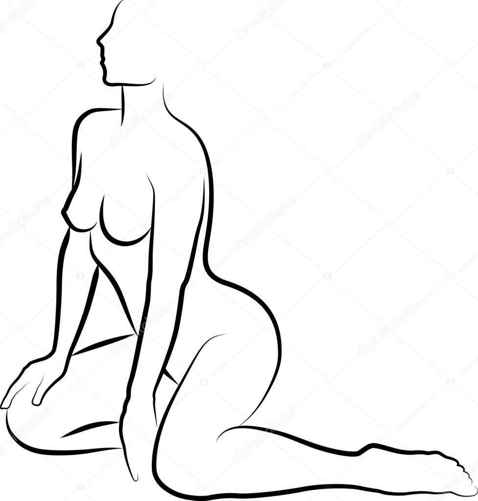 Фотографии сидящих женщин 26 фотография