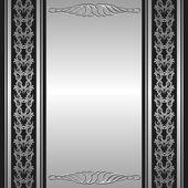 Sfondo argento — Vettoriale Stock