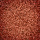 Red shingle — Stock Photo
