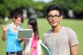 Mutlu Koleji Öğrencileri — Stok fotoğraf