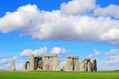Stonehenge in summer — Stock Photo