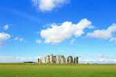 Stonehenge,  stone monument — Stock Photo