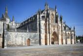 Monastère de Batalha Portugal — Stock Photo