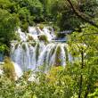 Krka National Park Croatia waterfall — Stock Photo #63154661