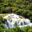 Krka National Park Croatia waterfall — Stock Photo #63154667