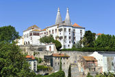 Sintra palais national Portugal — Stock Photo
