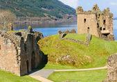 Urquhart Castle — Stock Photo