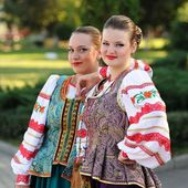 Orel, Russia, August 4, 2015: Orlovskaya Mozaika folk festival, — Stock Photo