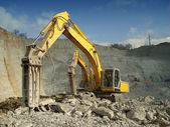 Photo of mining — Stock Photo