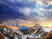 горы — Стоковое фото