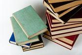 书籍堆栈 — 图库照片