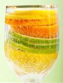 水果鸡尾酒 — 图库照片