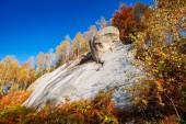 Höstens berg — Stockfoto