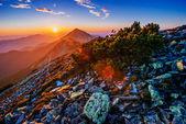 Magnificent of sunrise — Stock Photo