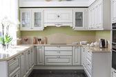 Interior de cocina europea moderna — Foto de Stock