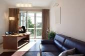 Bright interior of living room — Stock Photo