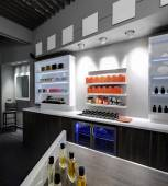 Luxury perfume store  — Stock Photo