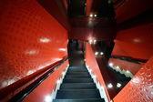 ヨーロッパの夜に美しいクラブ インテリア — ストック写真