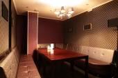 Interior hermosa noche europea club — Foto de Stock