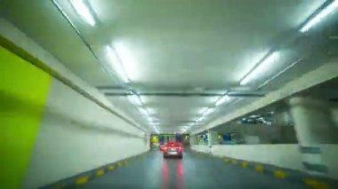 Car trip in Dubai — Stock Video