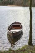 Dinghy at the Lake  — Stock Photo