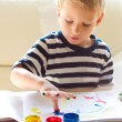 Finger painting — Stock Photo #56214941