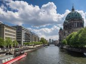 Consumer associations round office in Berlin — Foto de Stock