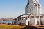 Moscow Sightseeing Kolomeskoye Park — Stock Photo