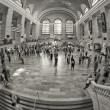 Grand Central Station in Black and White — Stock Photo #61293695