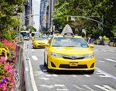 Yellow Cab — Stock Photo