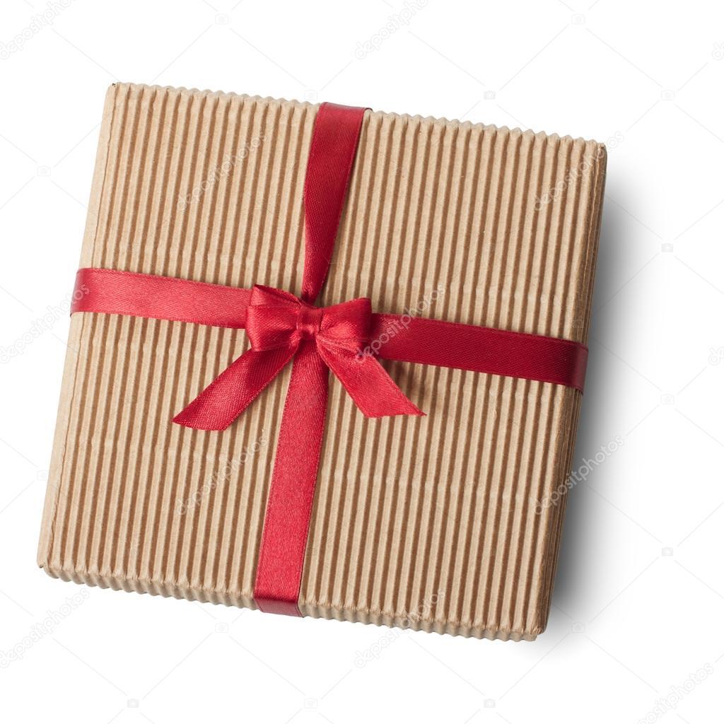 Кошелек коробочка в подарок