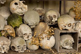 Ossuary of Marville in France — Stock Photo