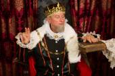King's oath — Stock Photo