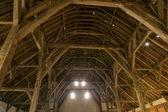 Grange médiévale en Flandre — Photo