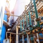 Industrial Zone pipeline — Stock Photo #54735471