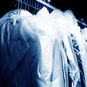 Laundries — Stock Photo