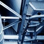 Industrial Zone pipeline — Stock Photo #55769647