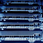 Pickup condenser — Stock Photo