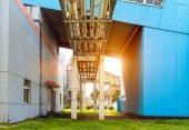 Factory — Foto Stock