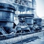 Steelworks — Stock Photo #60527023