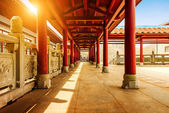 Corridor (Eastern ancient buildings) — Stock Photo