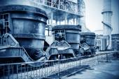 Steelworks — Stock Photo